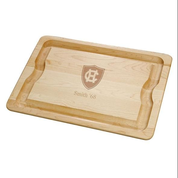 Holy Cross Maple Cutting Board