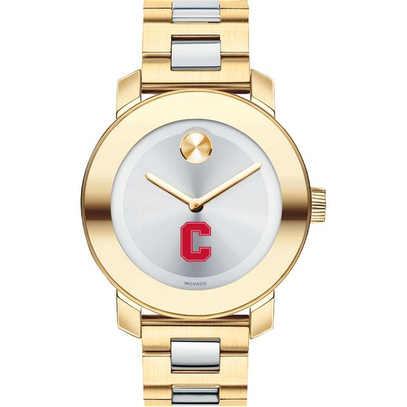 Cornell University Women's Movado Two-Tone Bold - Image 2
