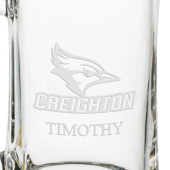 Creighton 25 oz Beer Mug - Image 3