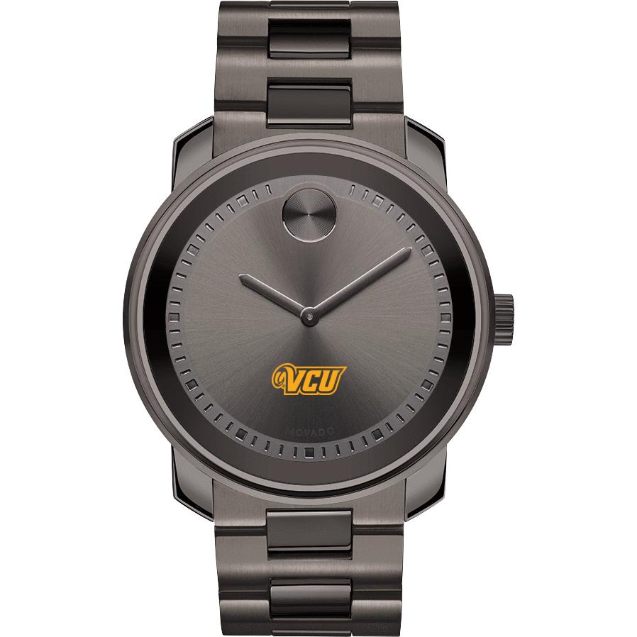 VCU Men's Movado BOLD Gunmetal Grey - Image 2