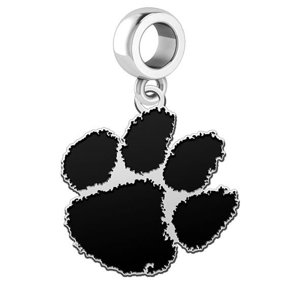 Clemson Cut Out Dangle Charm - Image 2
