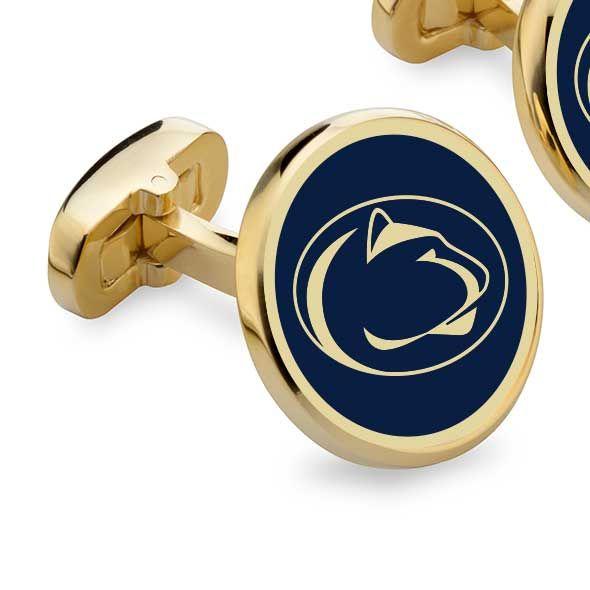 Penn State Enamel Cufflinks - Image 2