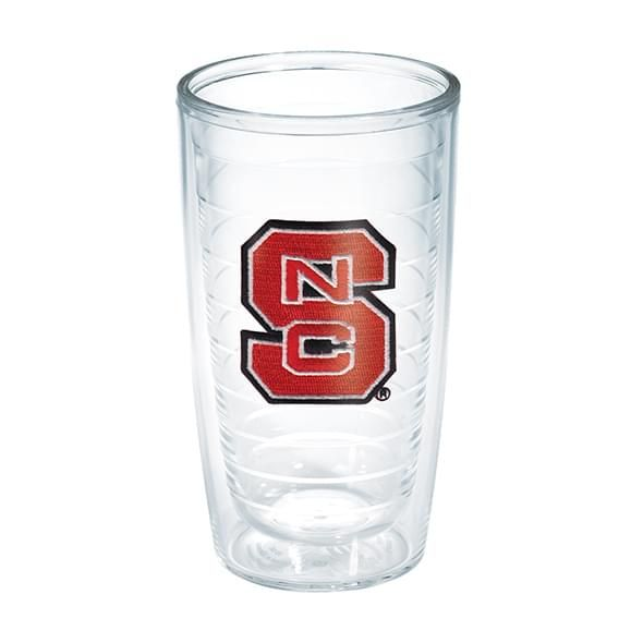 NC State 16 oz. Tervis Tumblers - Set of 4