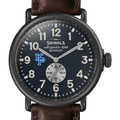 USMMA Shinola Watch, The Runwell 47mm Midnight Blue Dial - Image 1