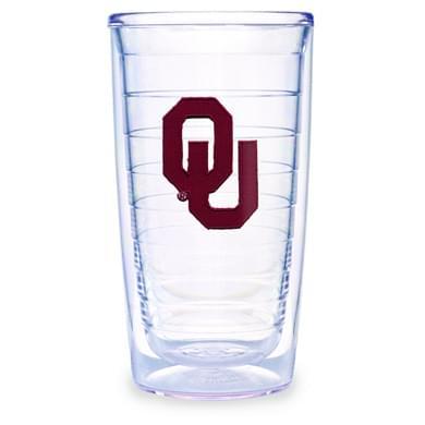 Oklahoma 16 oz Tervis Tumblers - Set of 4