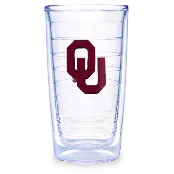 Oklahoma 16 oz Tervis Tumblers - Set of 4 - Image 2