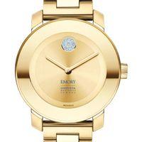 Emory Goizueta Women's Movado Gold Bold