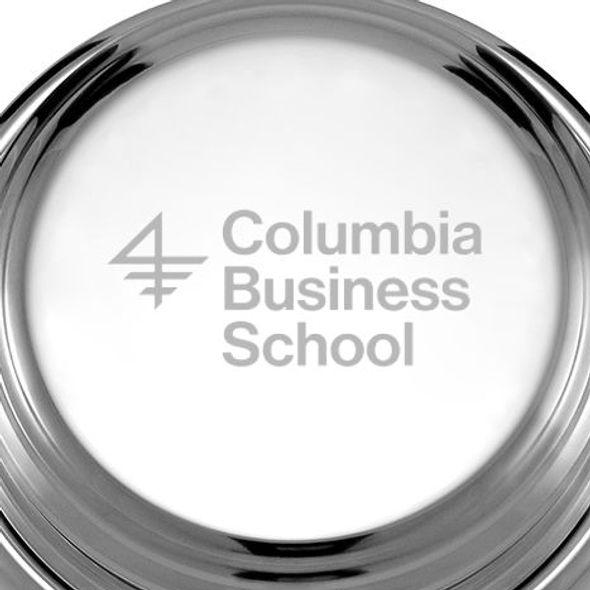 Columbia Business Pewter Paperweight - Image 2