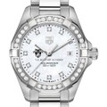 US Military Academy W's TAG Heuer Steel Aquaracer with MOP Dia Dial & Bezel - Image 1