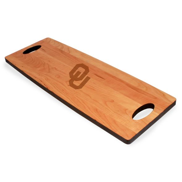 Oklahoma Cherry Entertaining Board