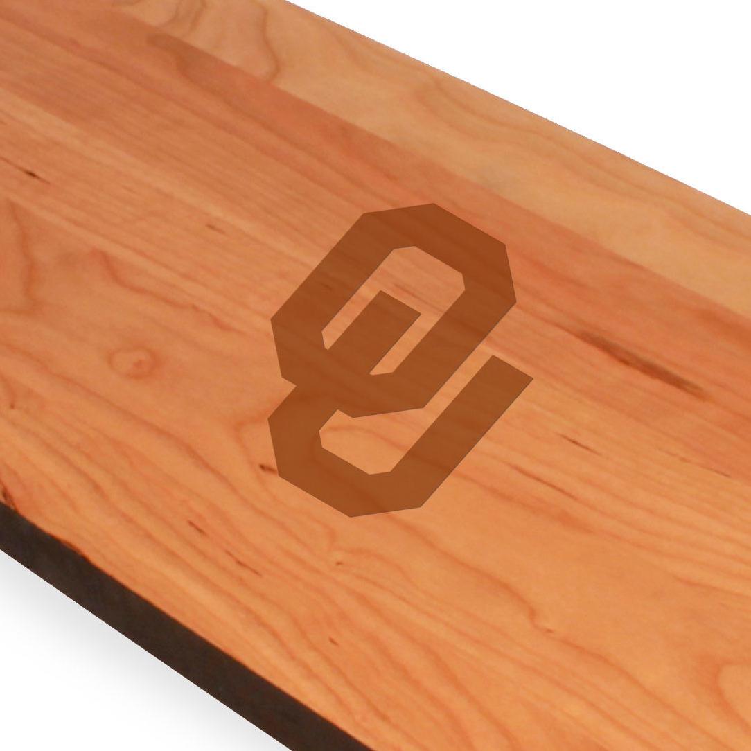 Oklahoma Cherry Entertaining Board - Image 2