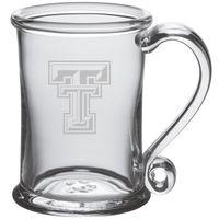 Texas Tech Glass Tankard by Simon Pearce
