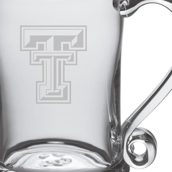 Texas Tech Glass Tankard by Simon Pearce - Image 2