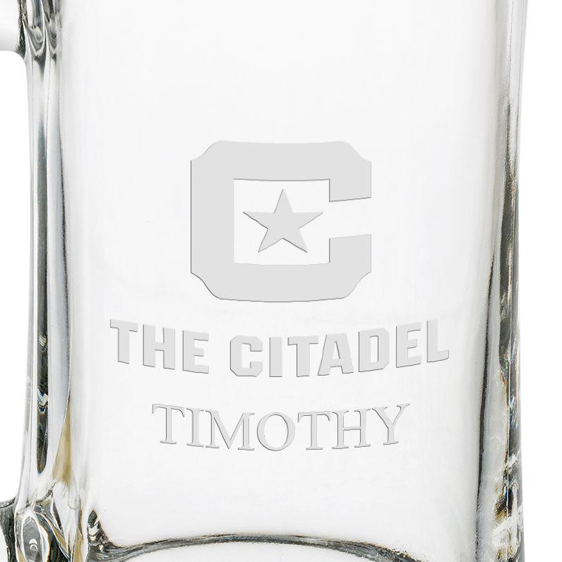 Citadel 25oz Glass Stein - Image 3