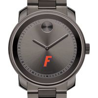 University of Florida Men's Movado BOLD Gunmetal Grey