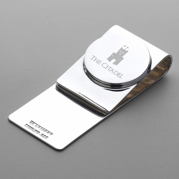 Citadel Sterling Silver Money Clip