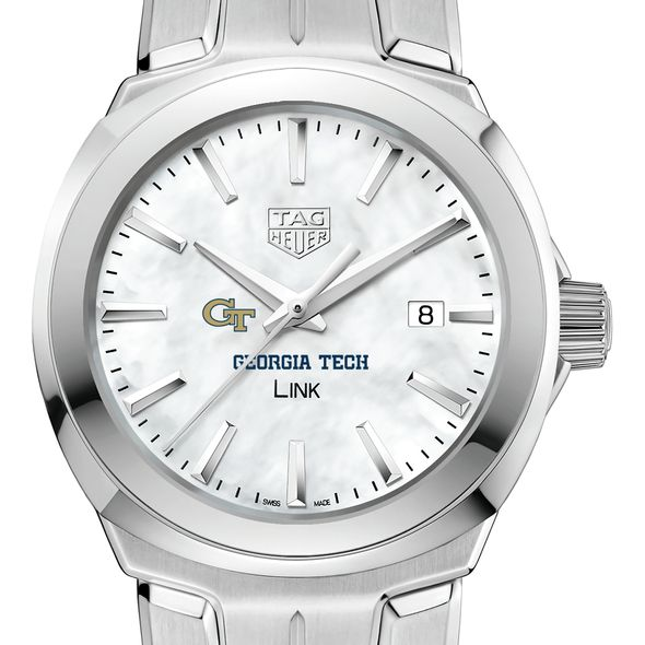 Georgia Tech TAG Heuer LINK for Women