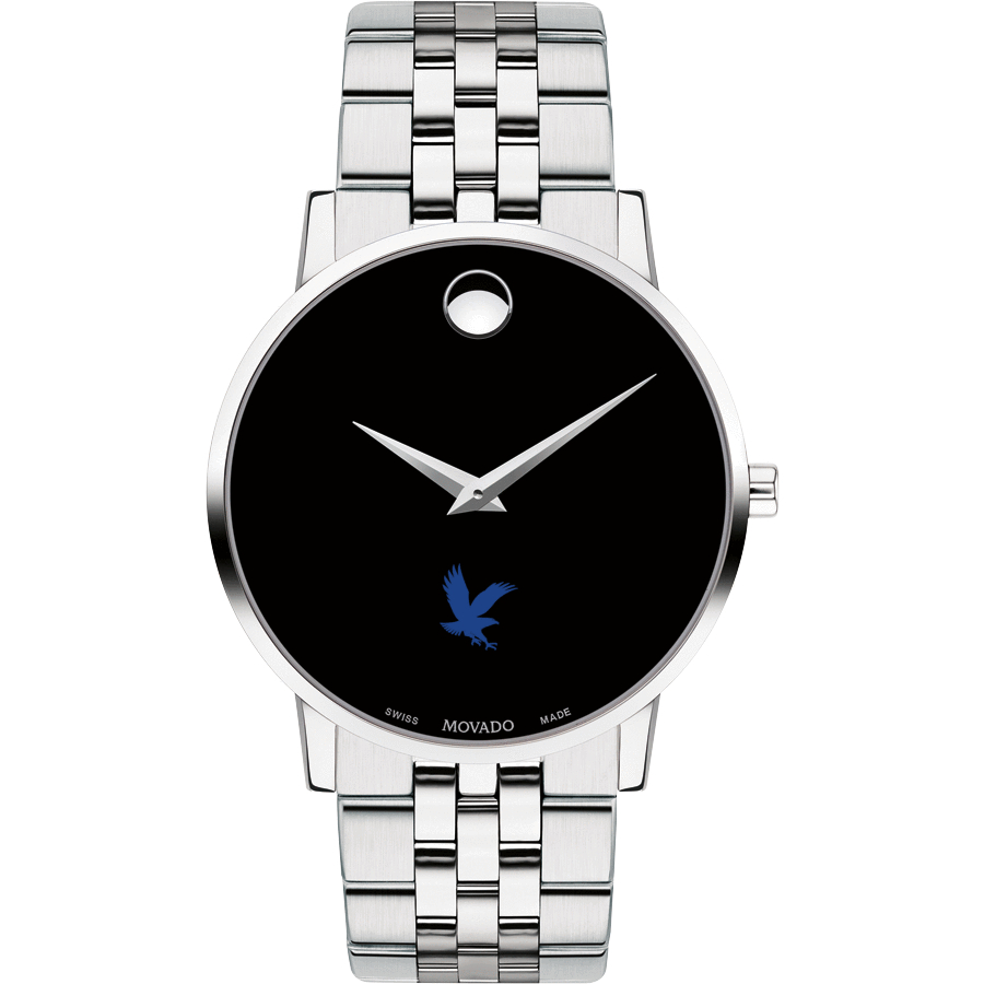 Embry-Riddle Men's Movado Museum with Bracelet - Image 2