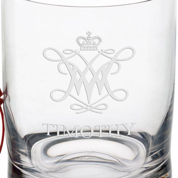 College of William & Mary Tumbler Glasses - Set of 4 - Image 3
