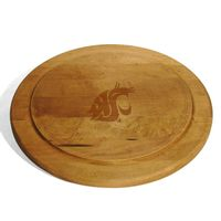 Washington State University Round Bread Server