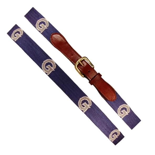 Georgetown Men's Cotton Belt - Image 2