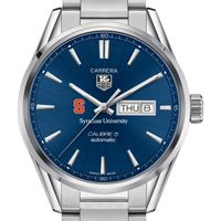 Syracuse University Men's TAG Heuer Carrera with Day-Date