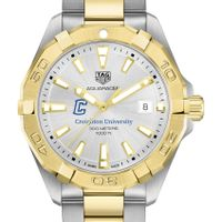 Creighton Men's TAG Heuer Two-Tone Aquaracer