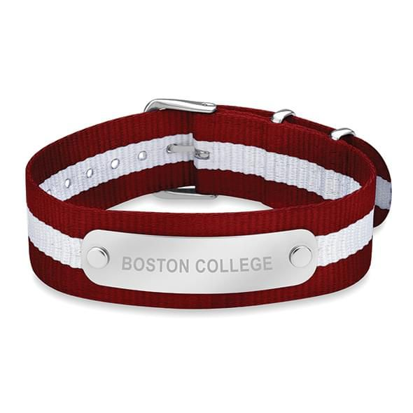 Boston College NATO ID Bracelet
