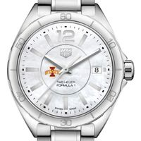 Iowa State University Women's TAG Heuer Formula 1 with MOP Dial