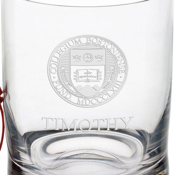 Boston College Tumbler Glasses - Set of 4 - Image 3