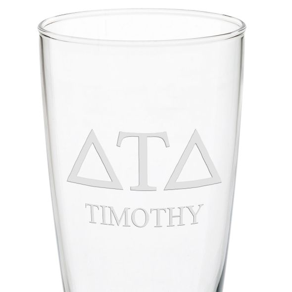 Delta Tau Delta 20oz Pilsner Glasses - Set of 2 - Image 3