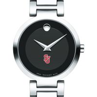 St. John's University Women's Movado Museum with Steel Bracelet