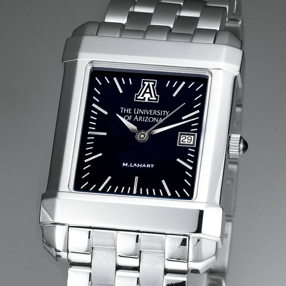 University of Arizona Men's Black Quad with Bracelet