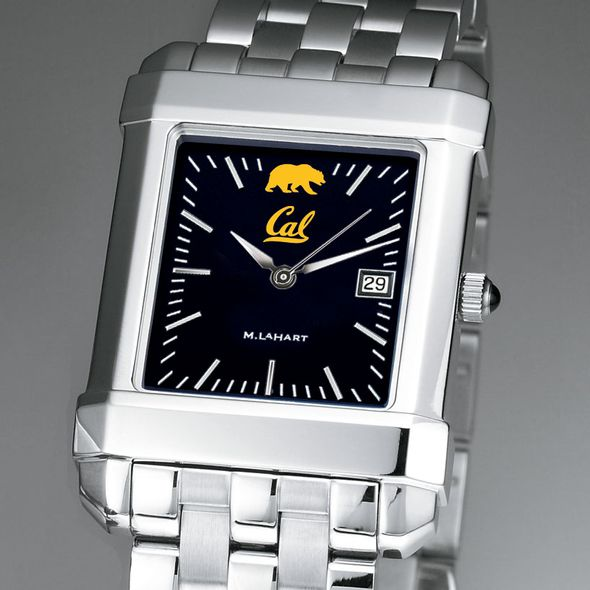 Berkeley Men's Black Quad with Bracelet - Image 1