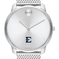 East Tennessee State University Men's Movado Stainless Bold 42