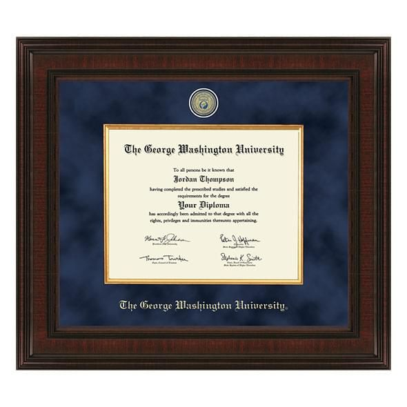 George Washington Excelsior Frame
