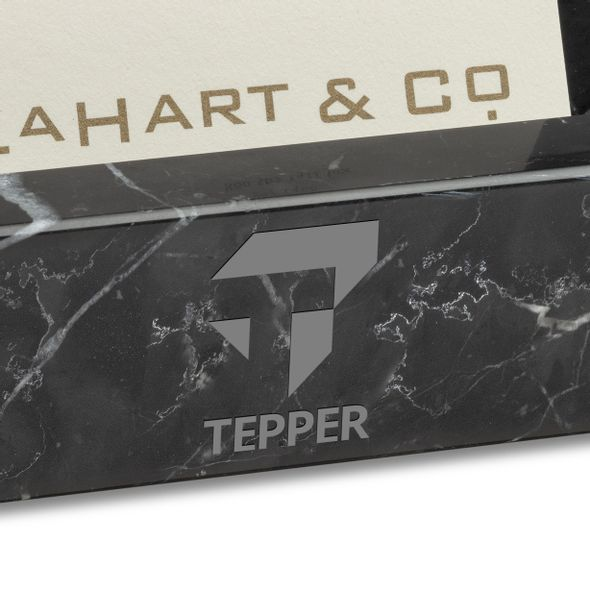 Tepper Marble Business Card Holder - Image 2