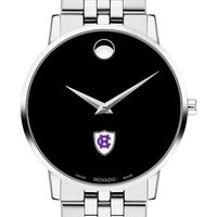 Holy Cross Men's Movado Museum with Bracelet