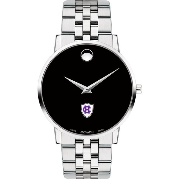 Holy Cross Men's Movado Museum with Bracelet - Image 2