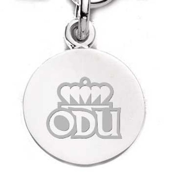 Old Dominion Sterling Silver Charm