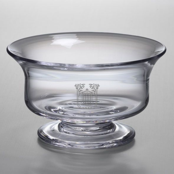 College of Charleston Simon Pearce Glass Revere Bowl Med