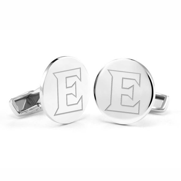 Elon Cufflinks in Sterling Silver