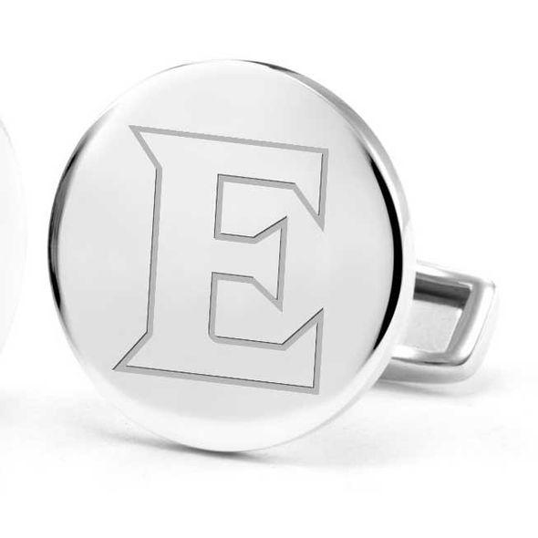 Elon Cufflinks in Sterling Silver - Image 2