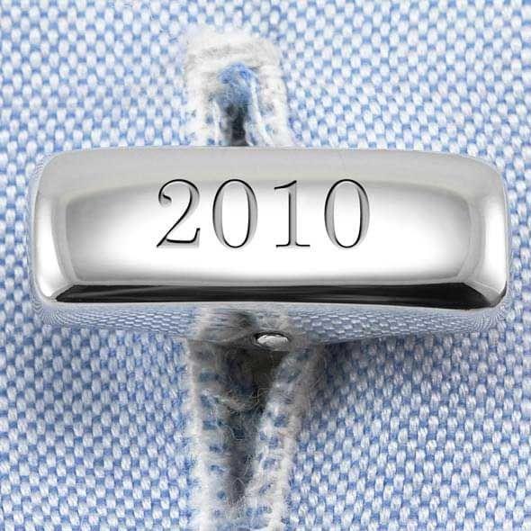Elon Cufflinks in Sterling Silver - Image 3