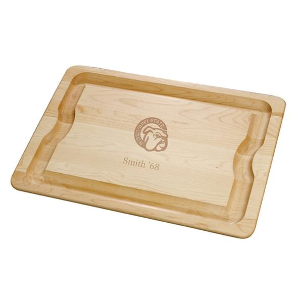 Mississippi State Maple Cutting Board