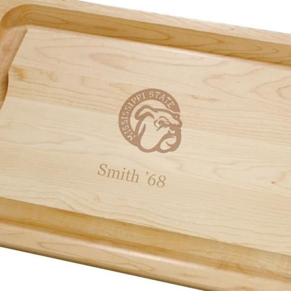 Mississippi State Maple Cutting Board - Image 2
