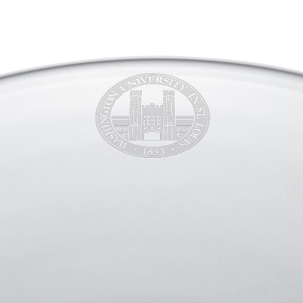WUSTL Glass Hanover Bowl by Simon Pearce - Image 2