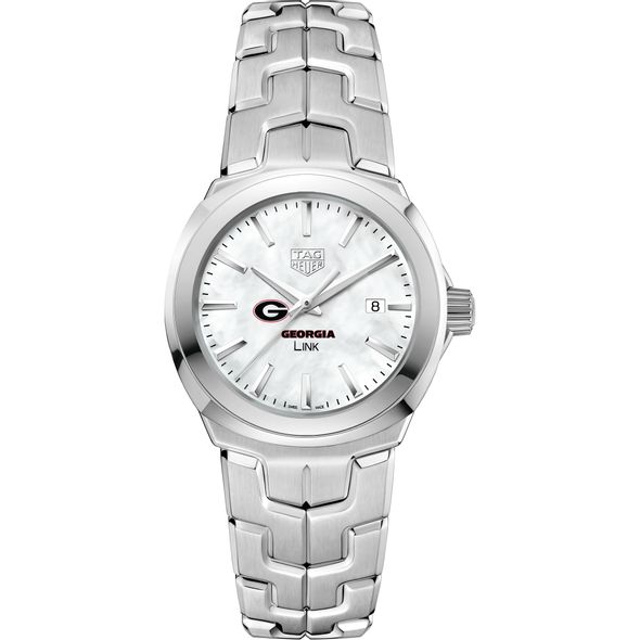 University of Georgia TAG Heuer LINK for Women - Image 2