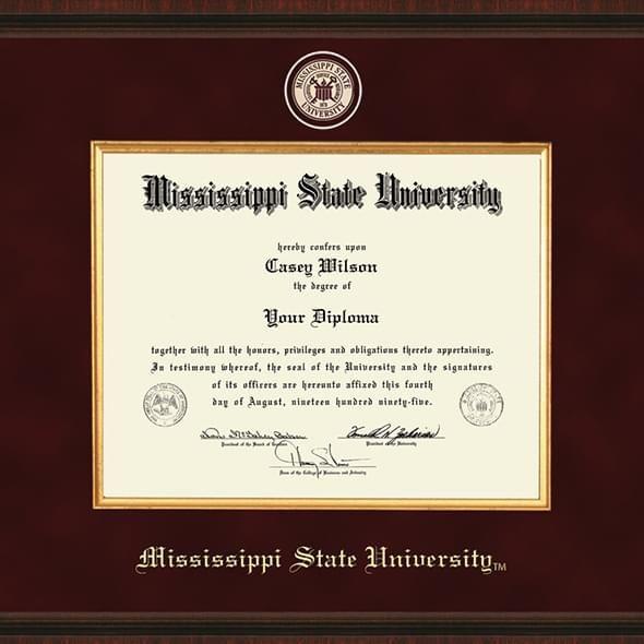Mississippi State Excelsior Frame - Image 2