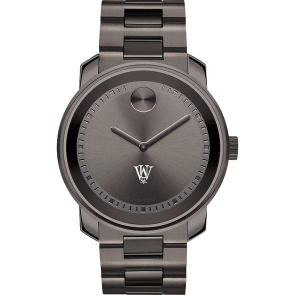 WUSTL Men's Movado BOLD Gunmetal Grey - Image 2